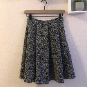 Abercrombie & Fitch Pleated Skirt
